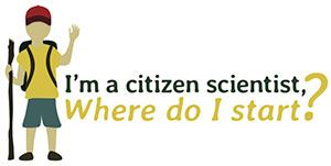 "Text: ""I'm an community scientist, where do I start"""